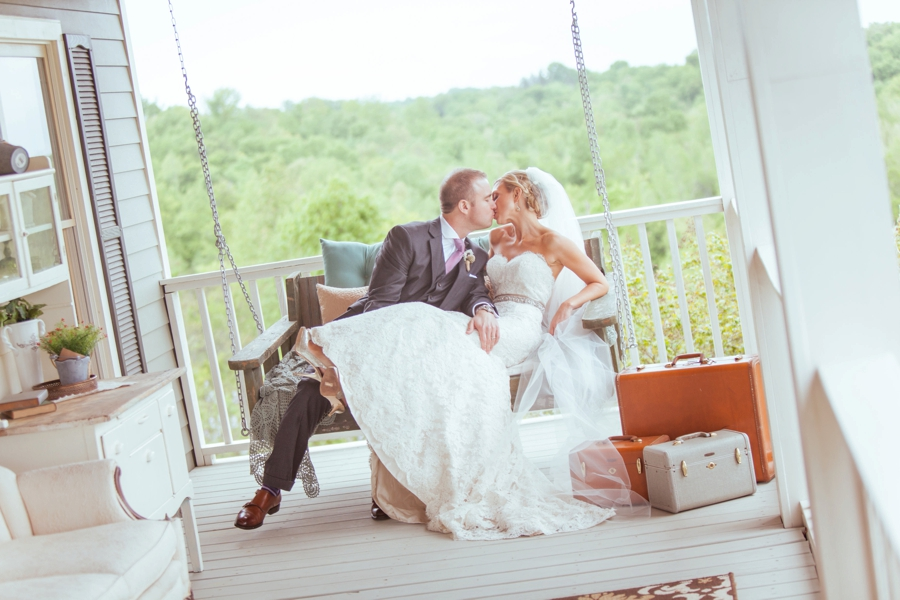 A Front Porch Farms wedding in Nashville Tennessee