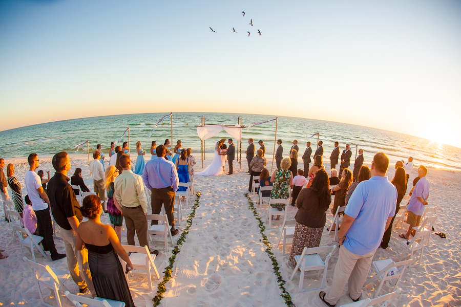 October Beach Wedding The Best Beaches In World